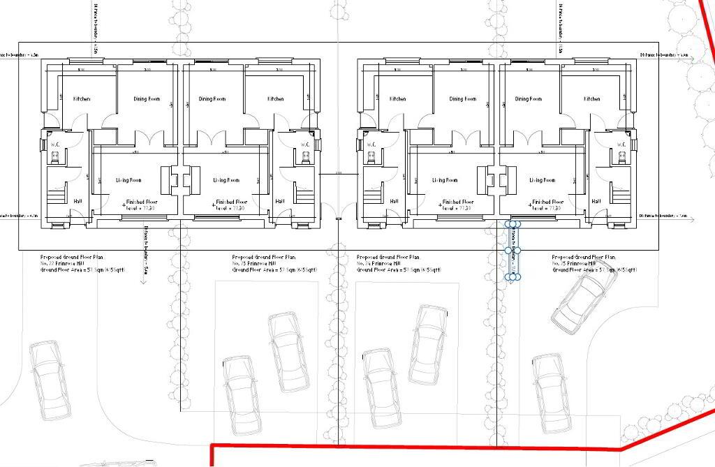 Floorplan 1 of New Build Primrose Hill, Primrose Hill, Primrose Hill, Clogher
