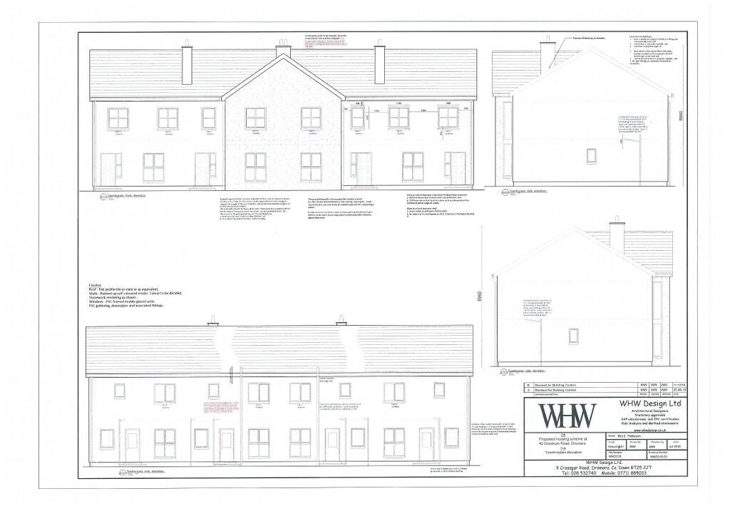 Floorplan 2 of Townhouse, Dundrum Road, Dundrum Road, Dromara