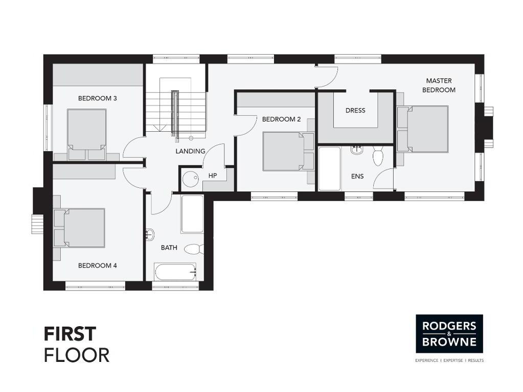 Floorplan 2 of Lowburn House, Lowburn House, Ballyrobert Road, Crawfordsburn