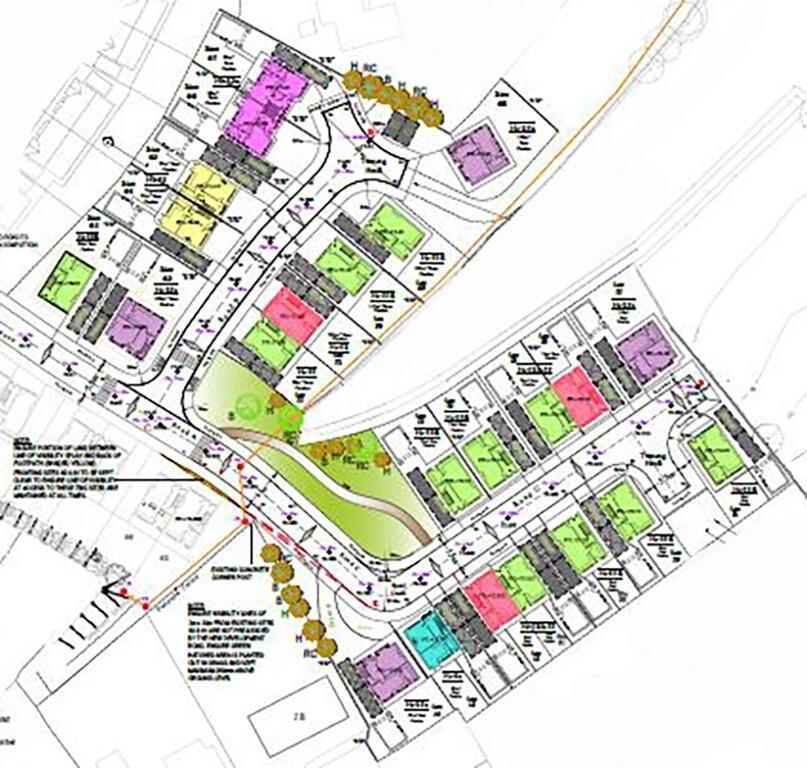 Floorplan 4 of House Type 22D, Cloneen Crescent, Cloneen Crescent, Maghera