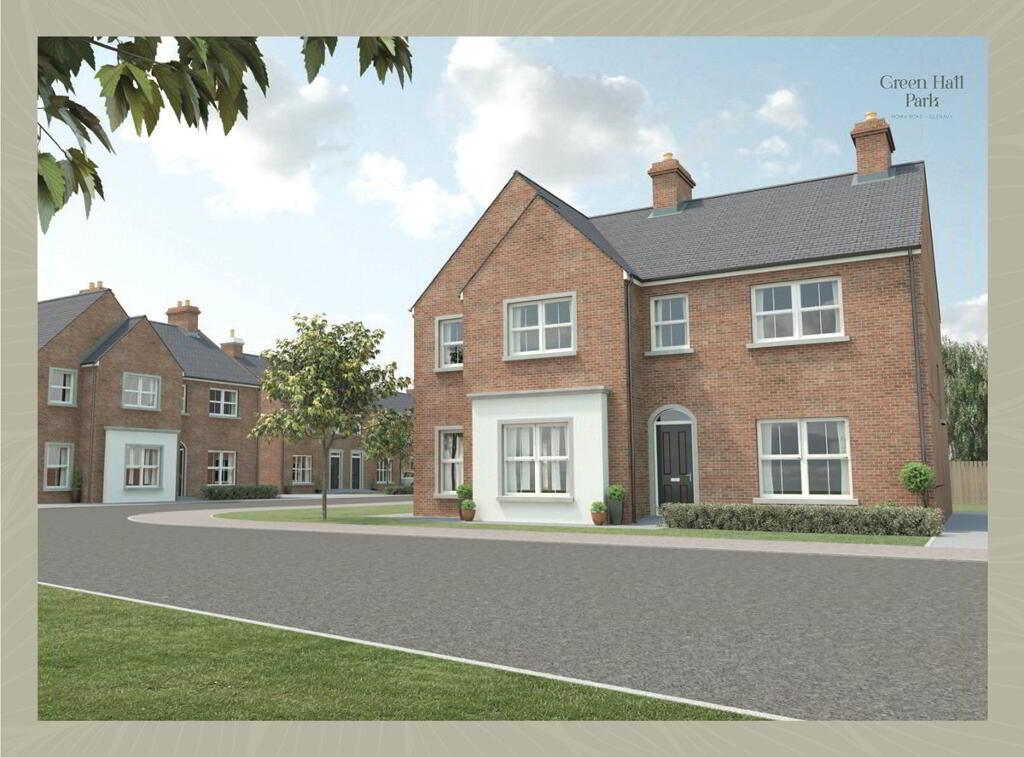Photo 2 of House-Type A, Green Hall Park, Main Street, Glenavy