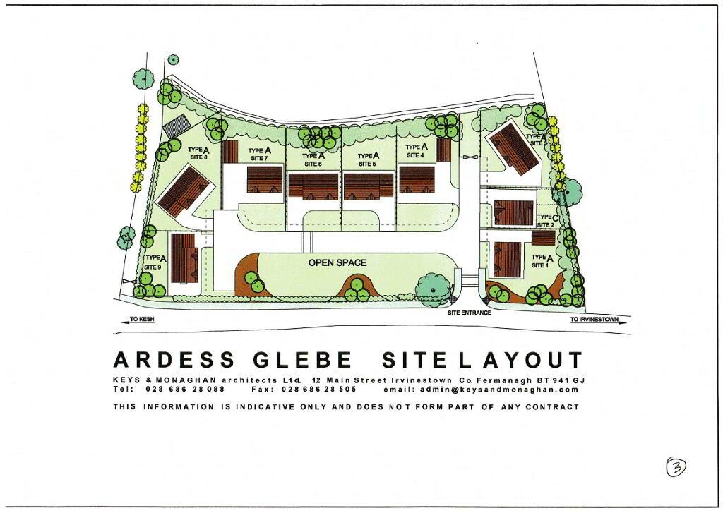 Floorplan 4 of Ardess Glebe, Kesh