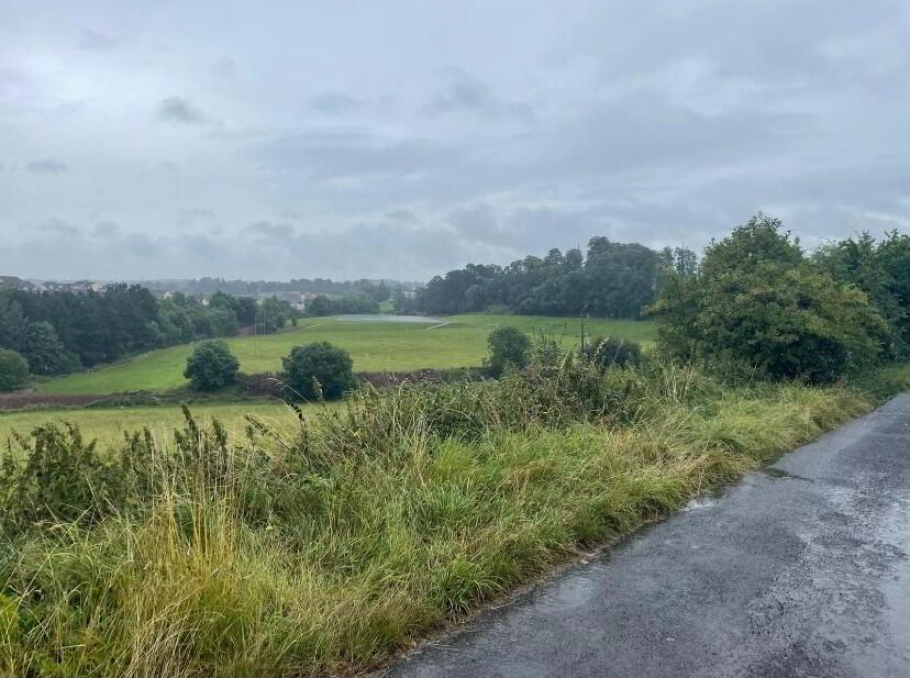 Land At No. 160 Desart Lane