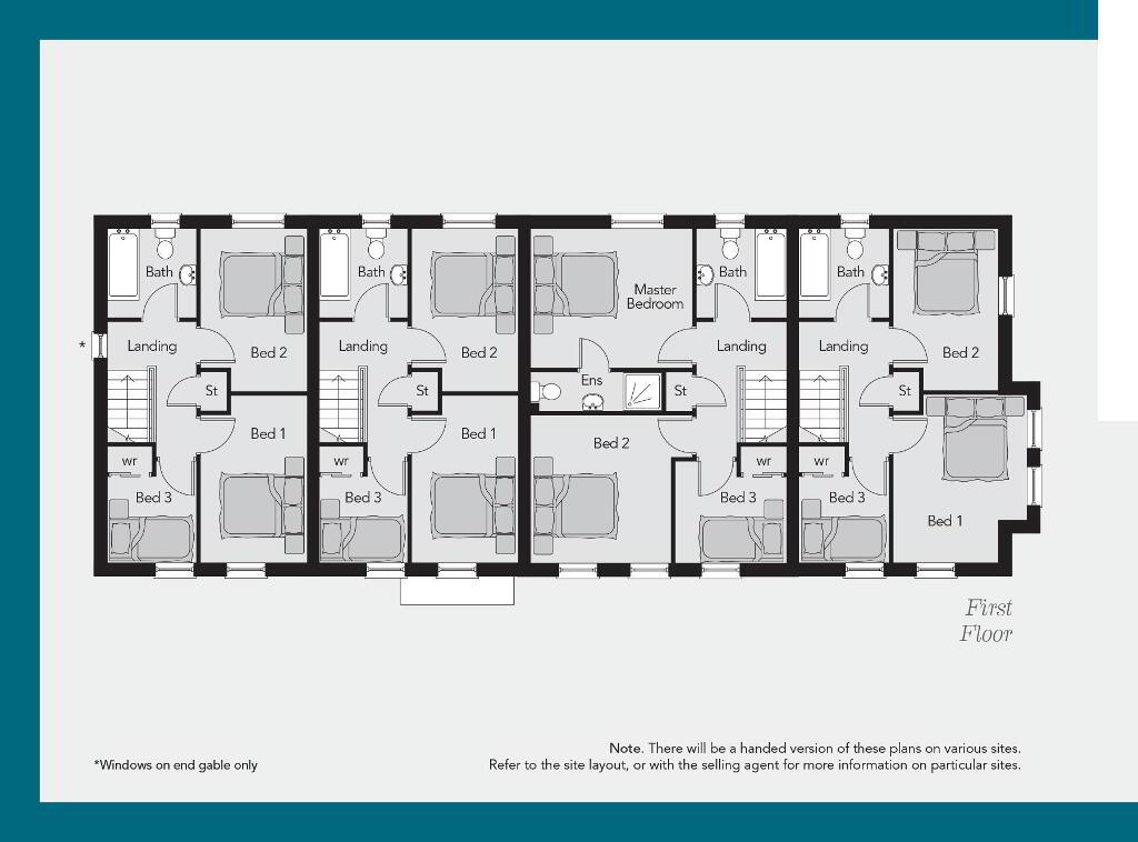 Floorplan 2 of The Rea, Ballyveigh, Ballygore Road, Antrim Bt41 2Fg