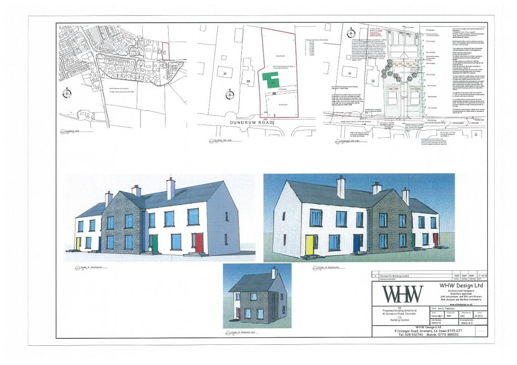 Floorplan 2 of Detached Home, Dundrum Road, Dundrum Road, Dromara