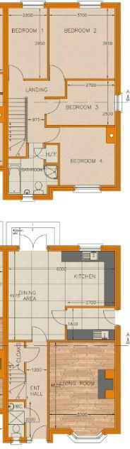 Floorplan 1 of A1, Moor Park, Moor Road, Coalisland