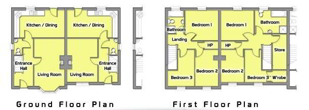 Floorplan 1 of The Glenarm, Millbrook, Washingbay Road, Coalisland