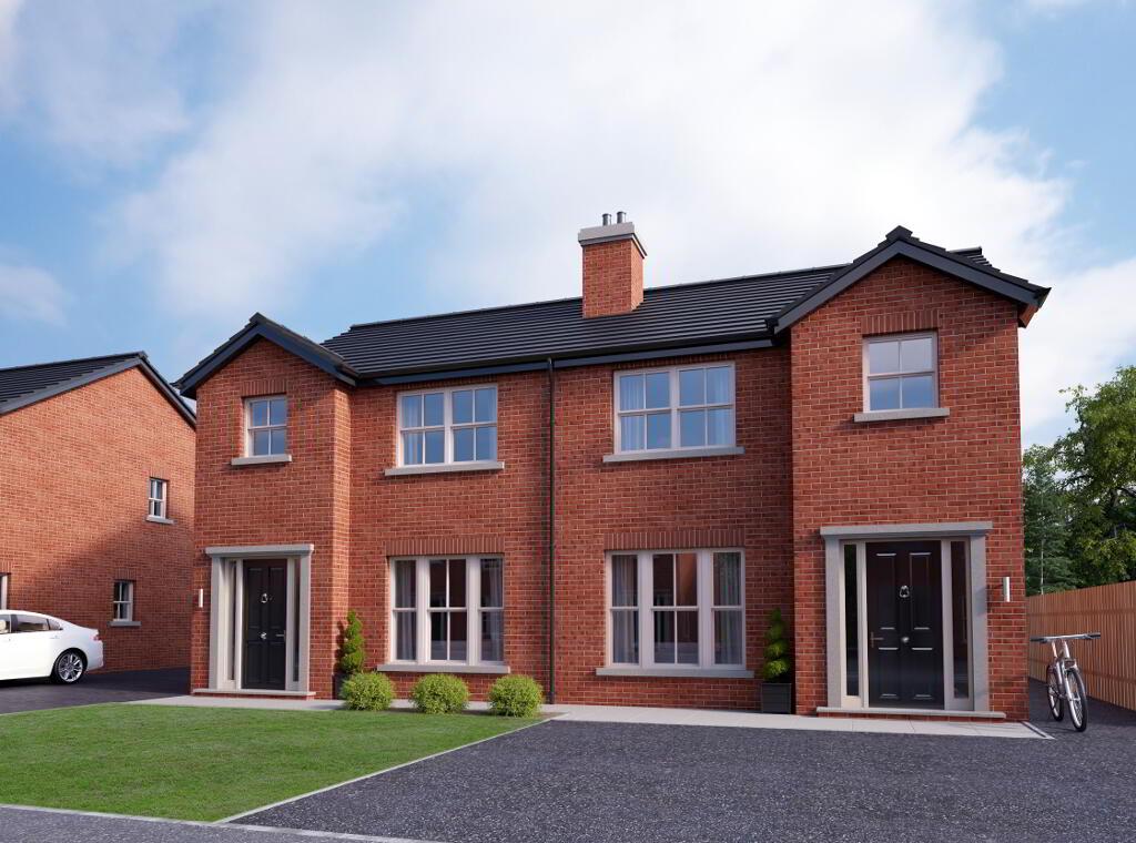 Photo 1 of House Type D2, Monree Hill, Banbridge, Donaghcloney