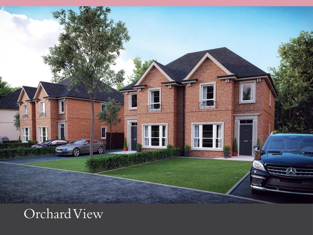 Photo 6 of The Peston (Render/Brick Bay), Orchard View At Baltylum Meadows, Lou...Portadown