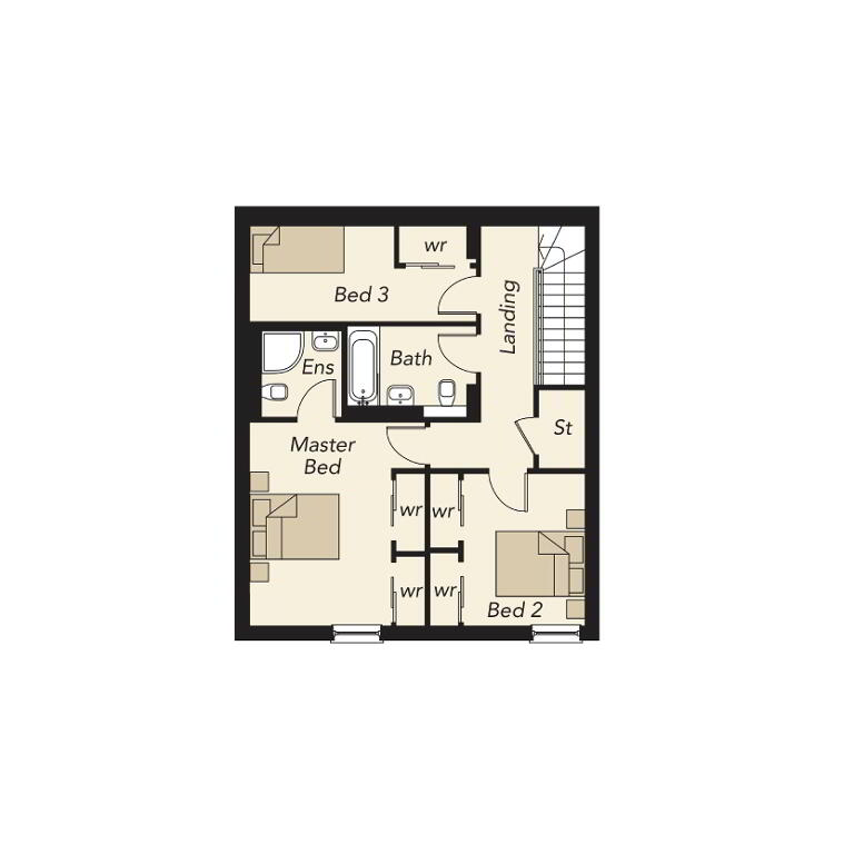 Floorplan 2 of G05, Portland 88, Belfast City Centre, Belfast