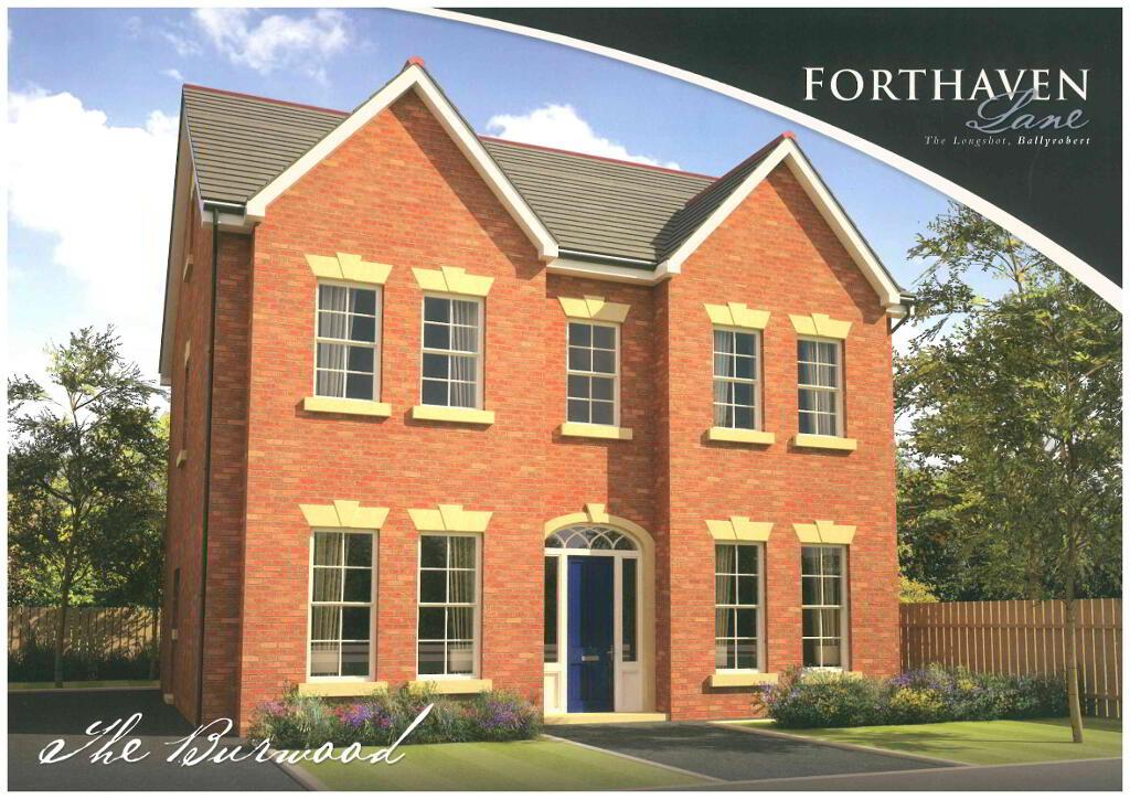 Photo 1 of The Burwood, Forthaven Lane, The Longshot, Ballyrobert, Newtownabbey