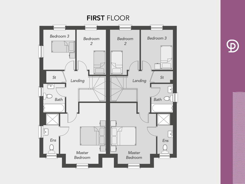 Floorplan 2 of The Clarence, Drumnagoon Park, Drumnagoon Road, Craigavon