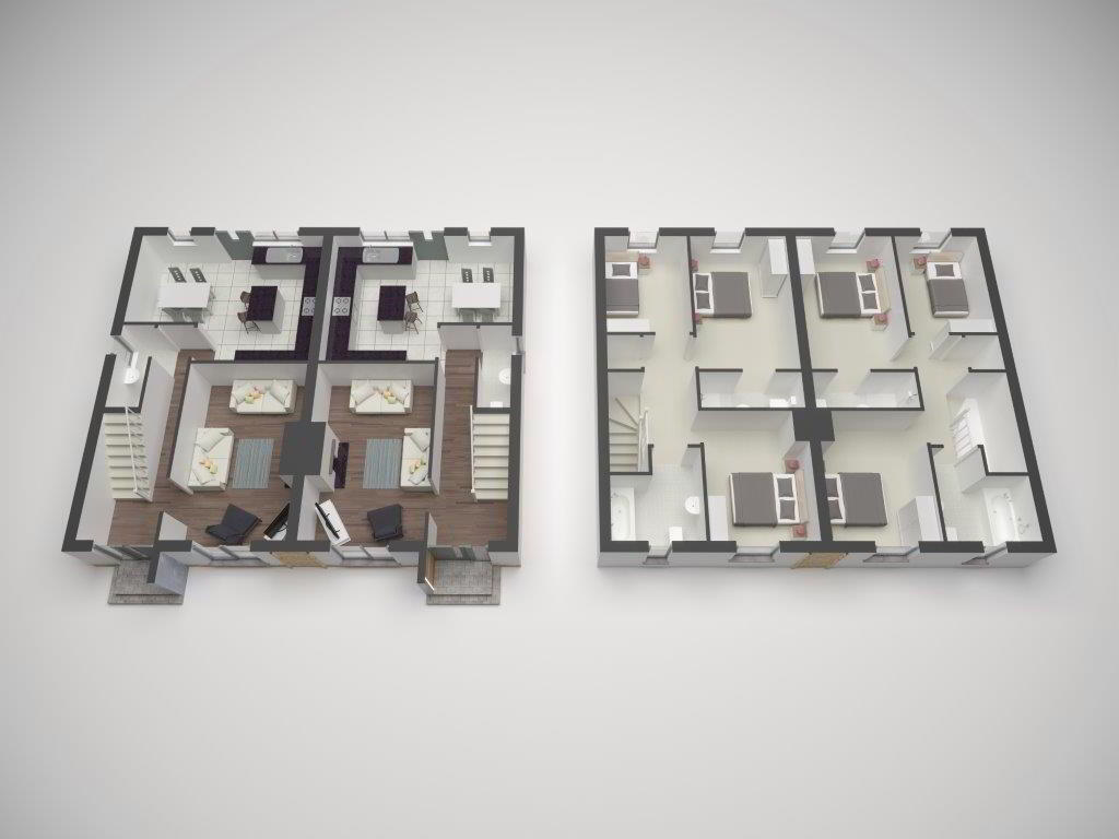 Floorplan 1 of Willow, Eden Wood, Derry Road, Omagh