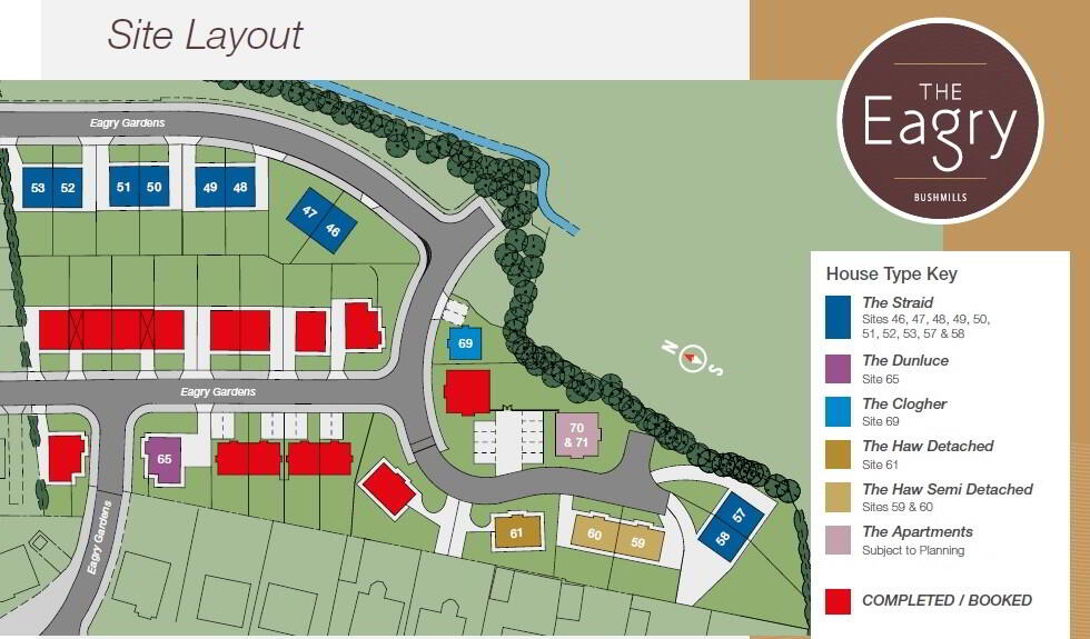 Floorplan 2 of The Haw (Detached), The Eagry, ** Nhbc Award Winning Site **, Bushmills