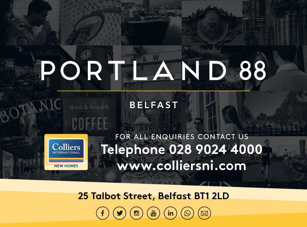 Photo 6 of 509, Portland 88, Belfast City Centre, Belfast