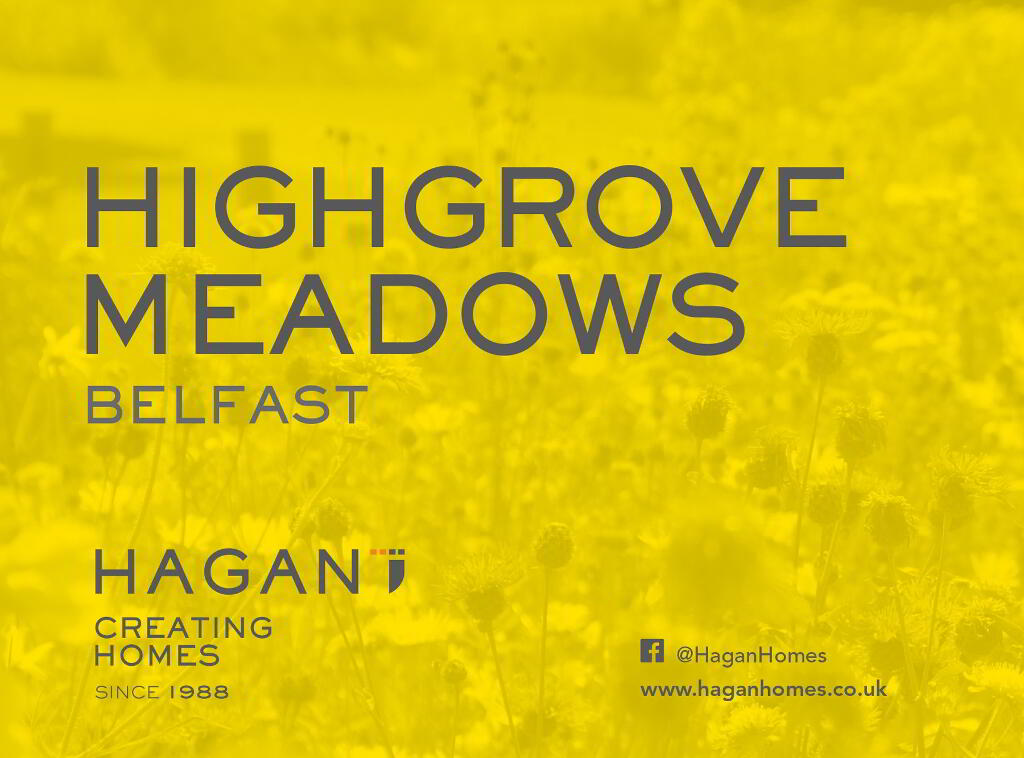 Photo 1 of Coming Soon, Highgrove Meadows, Ballygomartin Road, Belfast