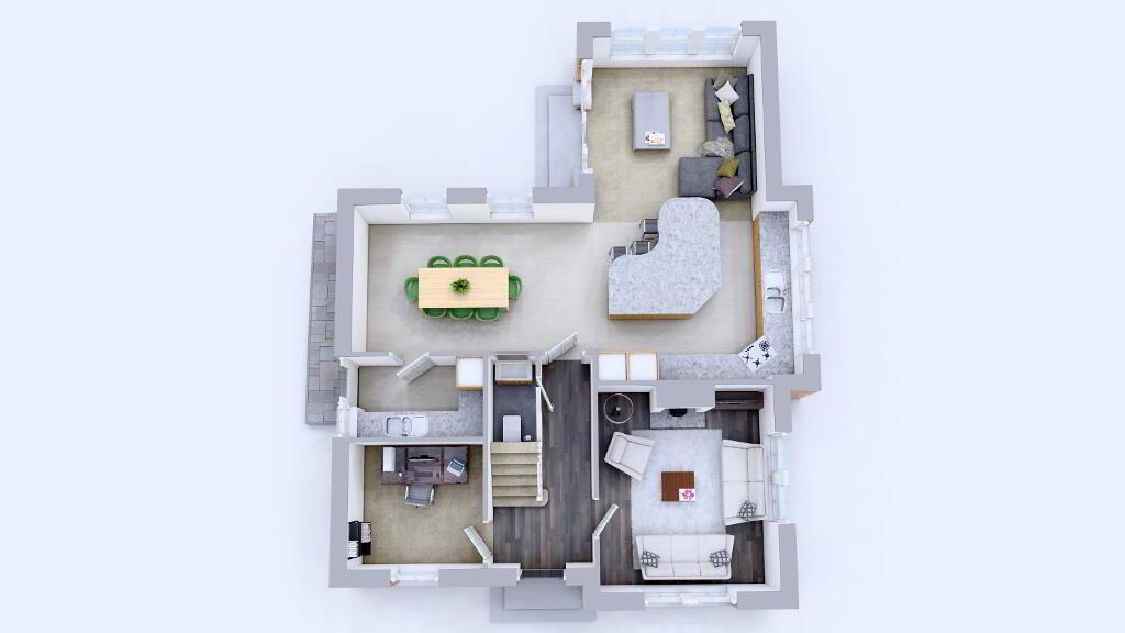 Floorplan 1 of Ht1, New Development Coming Soon, Portadown