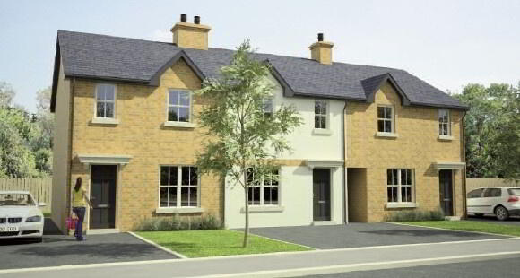 Photo 1 of Portland Townhouse Type A, Orchard View At Baltylum Meadows, Loughga...Portadown