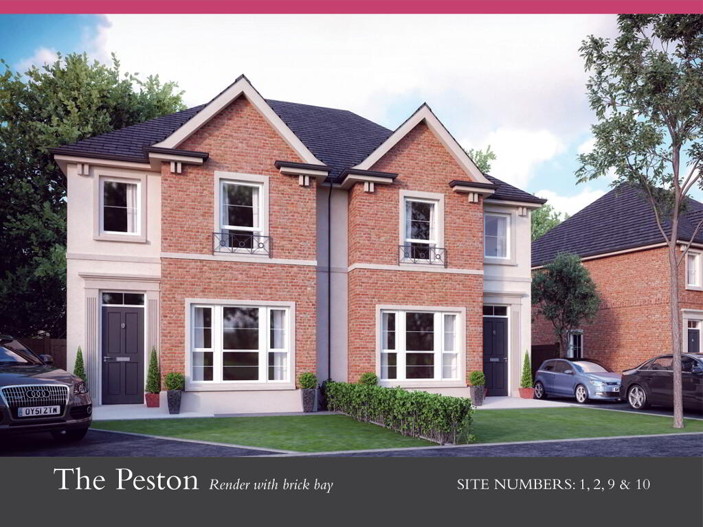 Photo 18 of The Peston (Render/Brick Bay), Orchard View At Baltylum Meadows, Lou...Portadown