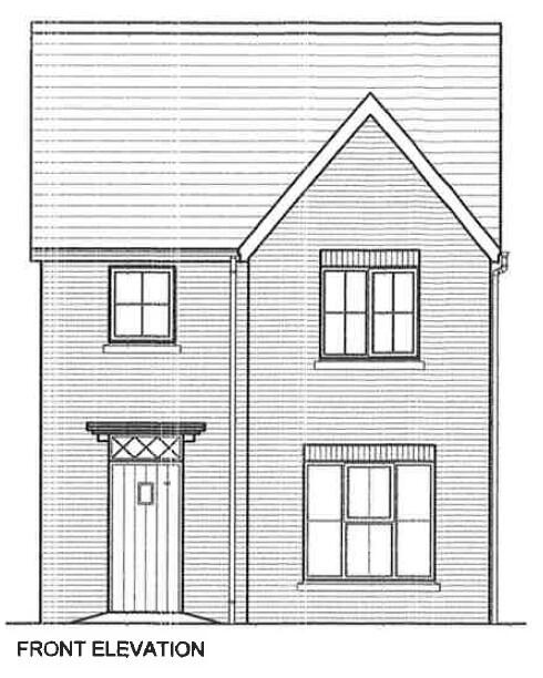 Floorplan 1 of Detached, Somerset Court, Coleraine