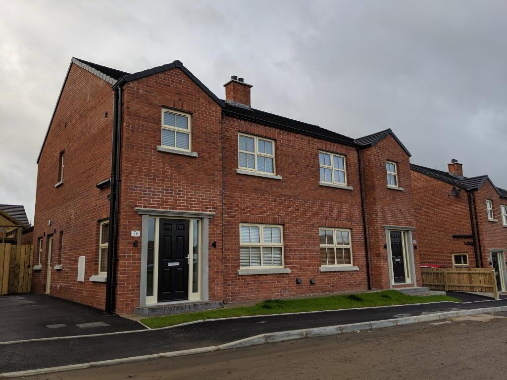 Photo 1 of House Type D, Monree Hill, Banbridge, Donaghcloney