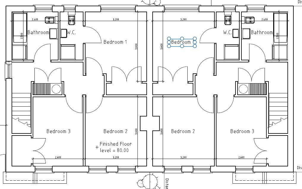 Floorplan 3 of New Build Primrose Hill, Primrose Hill, Primrose Hill, Clogher