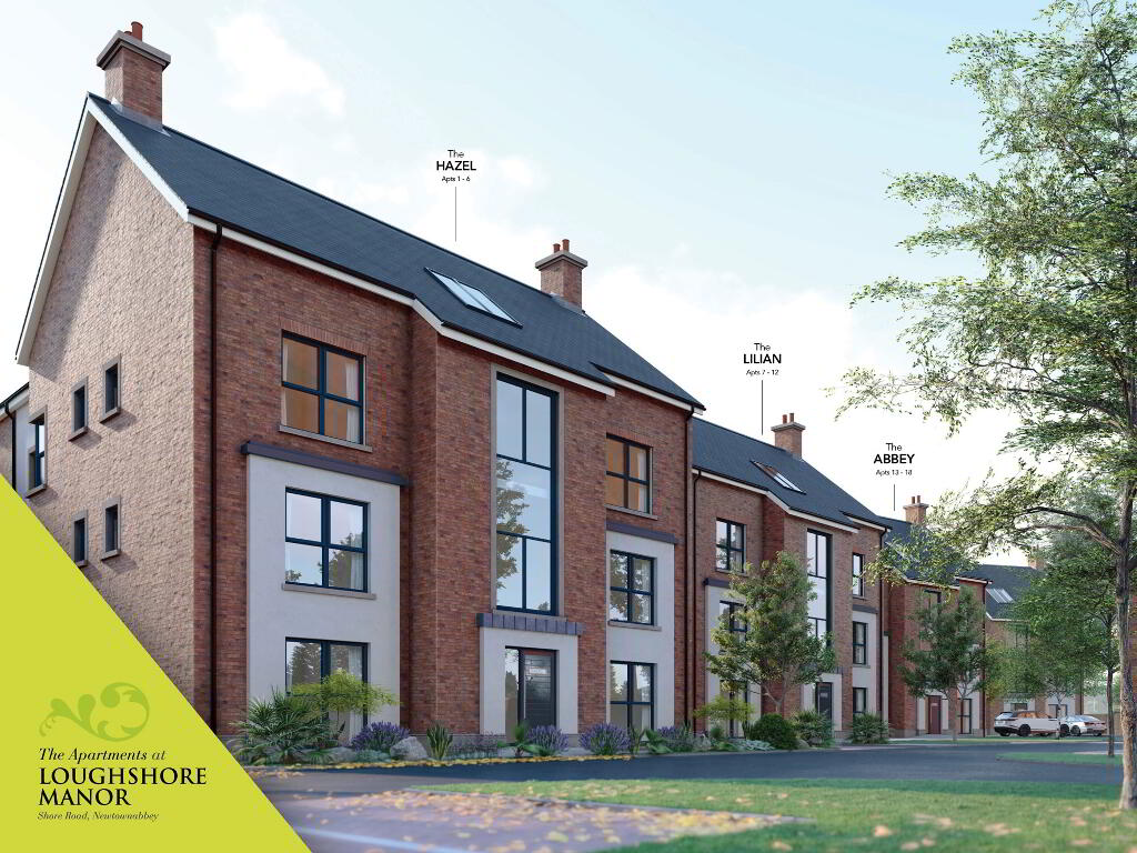 Photo 1 of The Mayfly - First Floor Apartment, The Apartments At Loughshore ...Newtownabbey