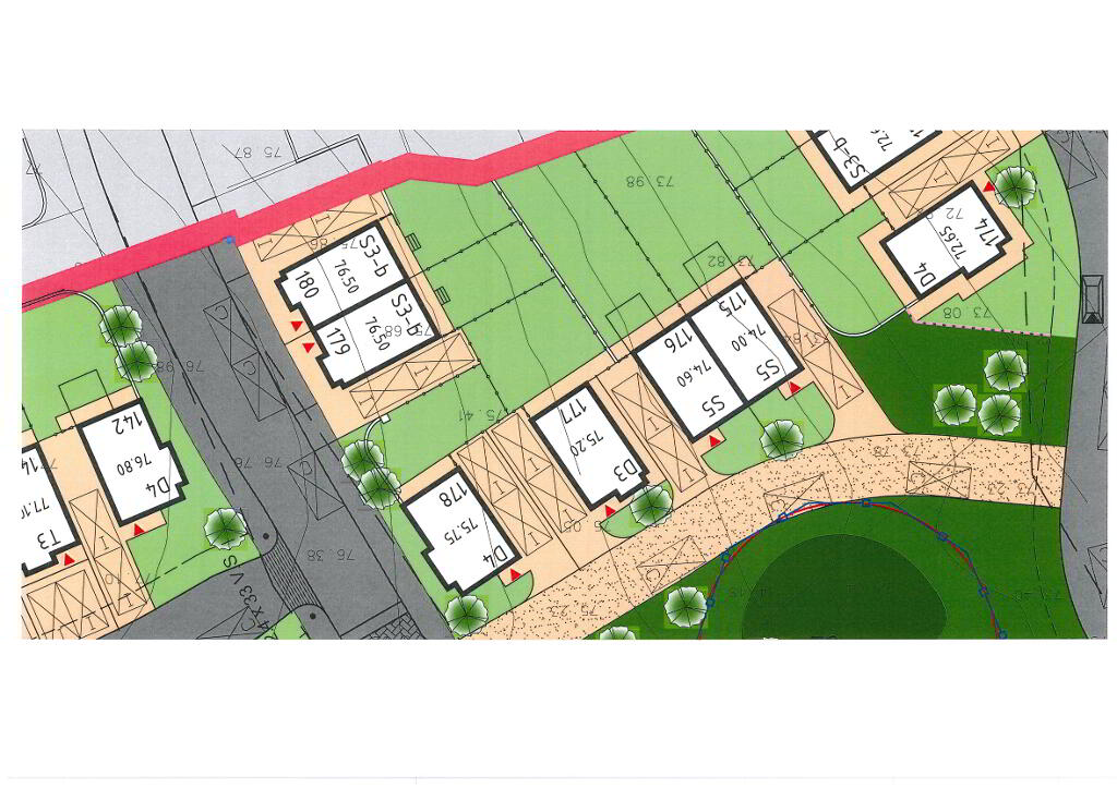 Floorplan 4 of The Hope (Brick), Ballyveigh, Ballygore Road, Antrim Bt41 2Fg