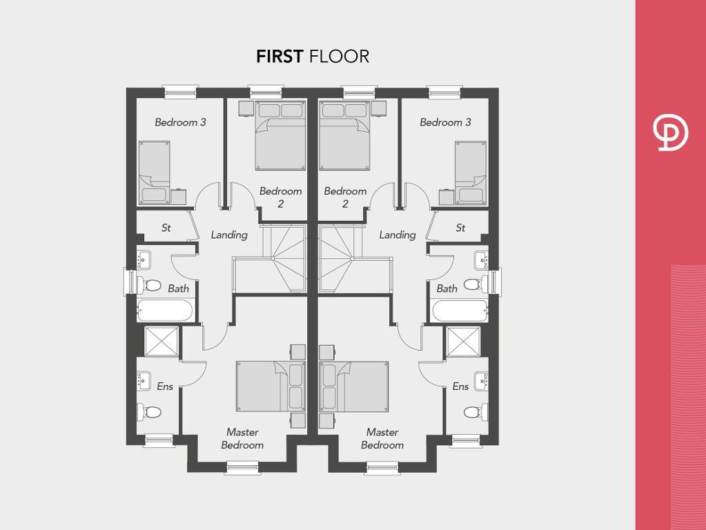 Floorplan 2 of The Peston, Drumnagoon Park, Drumnagoon Road, Craigavon