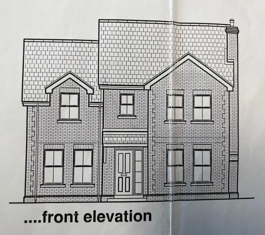 Floorplan 1 of House Type 2, Shanmoy Downs, Eglish, Dungannon