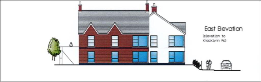 Floorplan 1 of Apartments, Knocklynn Drive, Coleraine