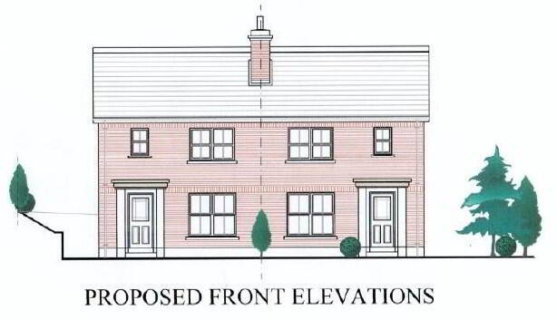 Floorplan 1 of Semi-Detached, Annsville, Rathfriland Road, Newry