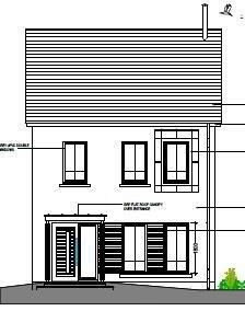 Floorplan 1 of House Type 22D, Cloneen Crescent, Cloneen Crescent, Maghera