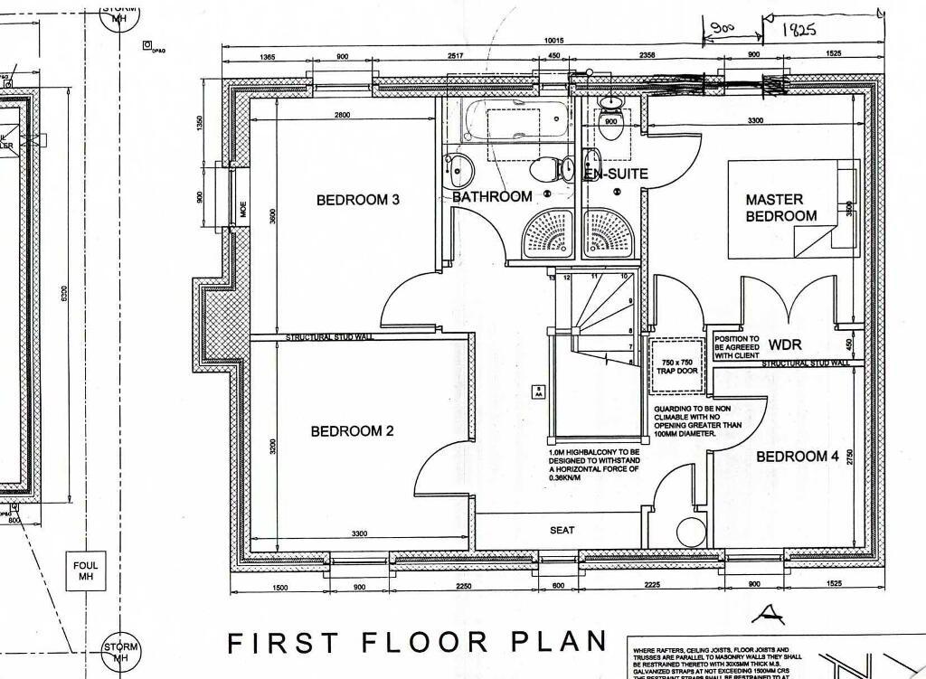 Floorplan 3 of Ardess Glebe, Kesh