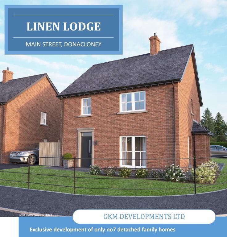 Photo 1 of Linen Lodge, Banbridge