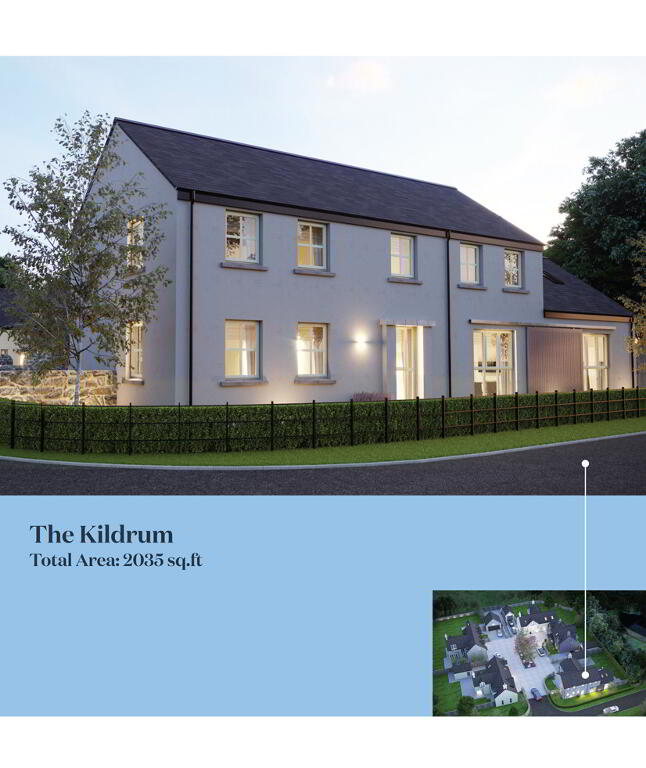 Photo 1 of The Kildrum, The Stead, Kellswater, Ballymena