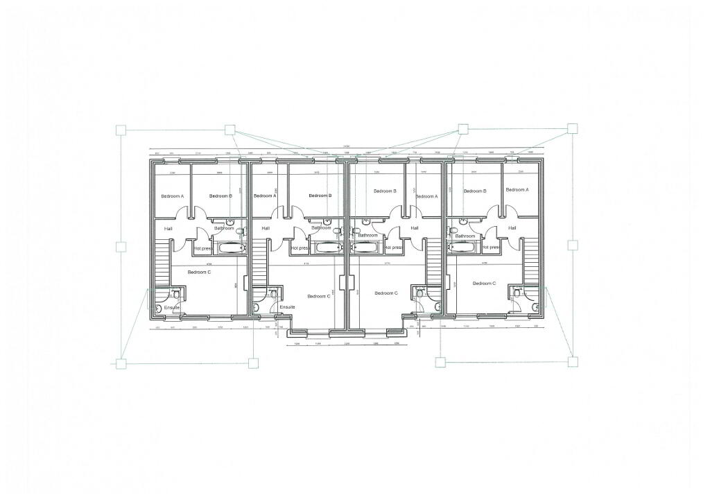 Floorplan 4 of Townhouse, Dundrum Road, Dundrum Road, Dromara