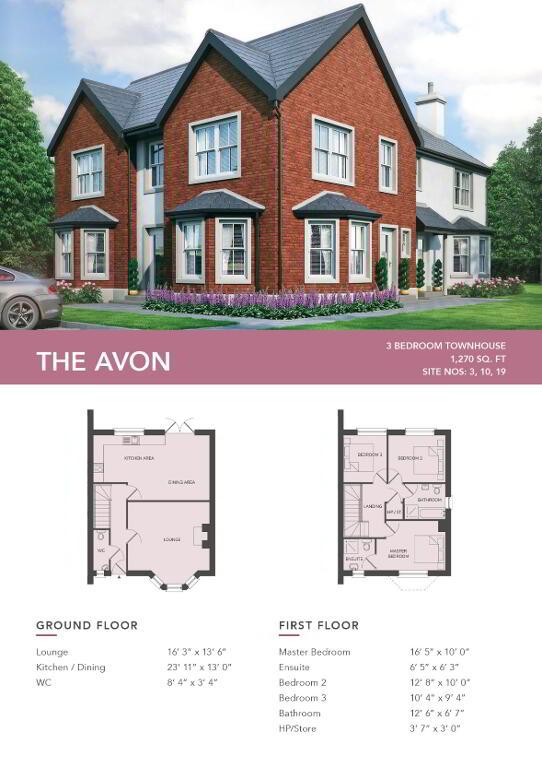 Photo 2 of Avon, Park View, Ballymena