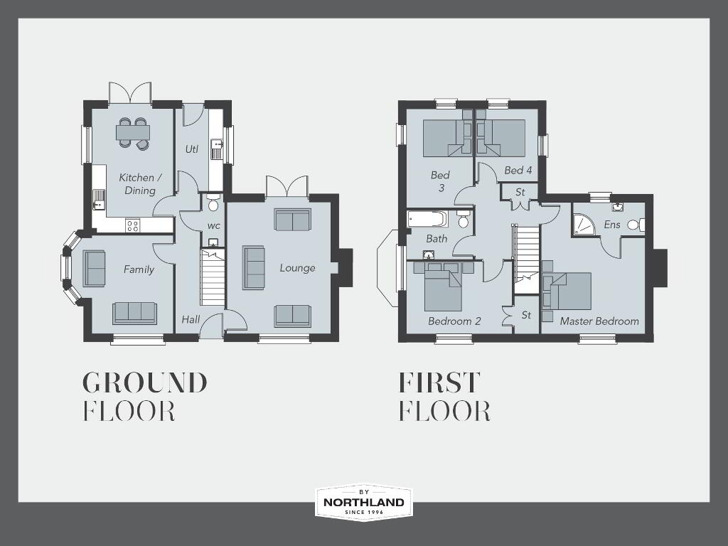 Floorplan 1 of The Gatelodge, Tullynagardy House, Tullynagardy Road, Newtownards