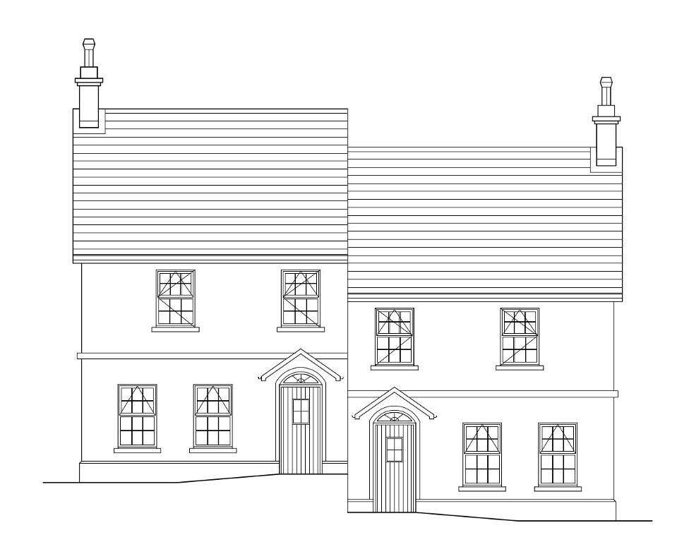 Floorplan 1 of Torrent Glen - Three Bed Semi Detached, Torrent Glen, Dungannon, Castlecaulfield