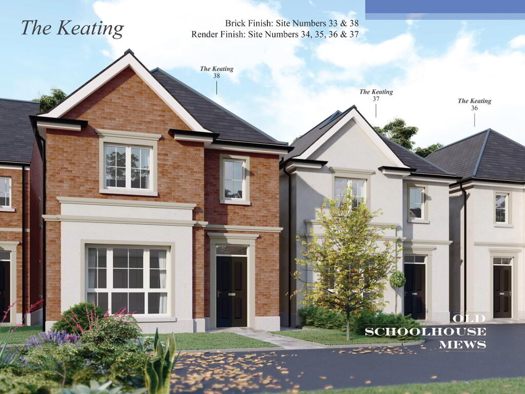 Photo 1 of The Keating, Old Schoolhouse Mews, Ballinderry Lower, Lisburn