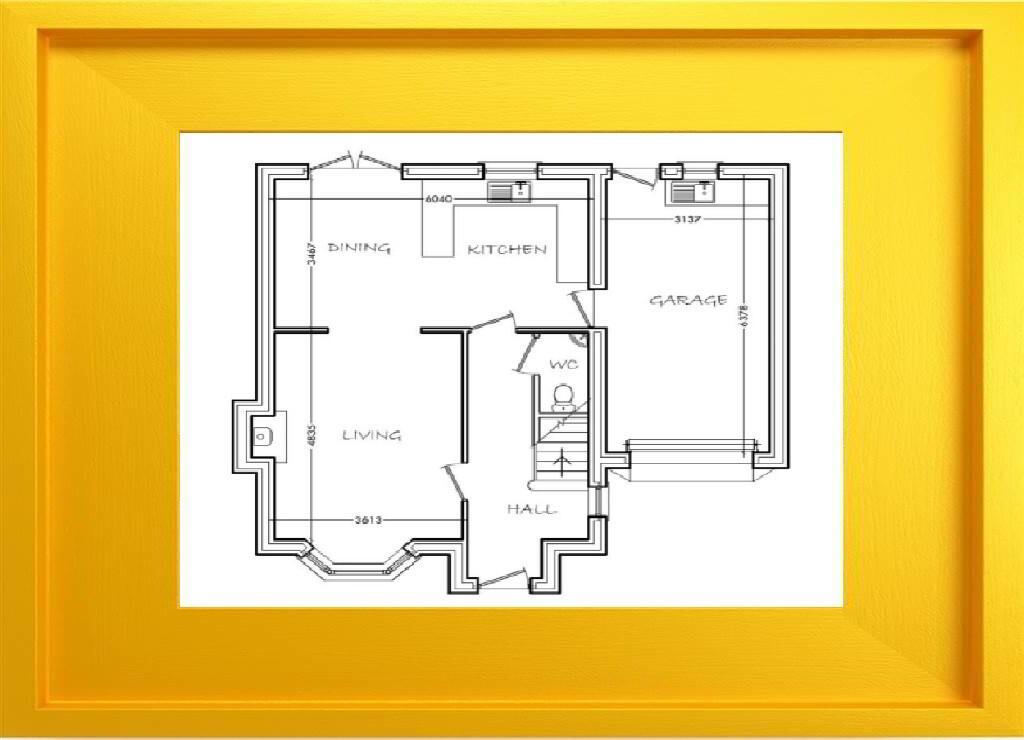 Floorplan 2 of Site 1, The Close At Mount Eagles, Mount Eagles, Stewartstown Road, Belfast