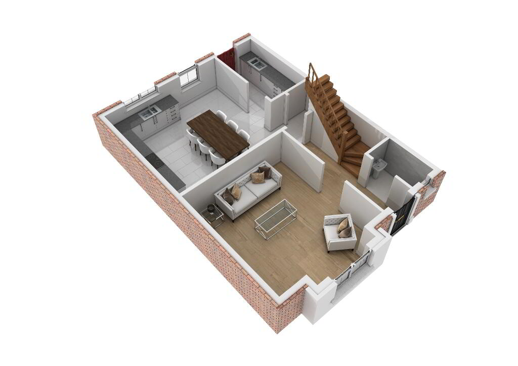 Floorplan 2 of The Pippen, Seven Oaks, Dobbin Hill Park, Armagh