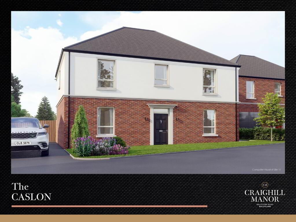Photo 1 of The Caslon, Craighill Manor, Ballycorr Road, Ballyclare