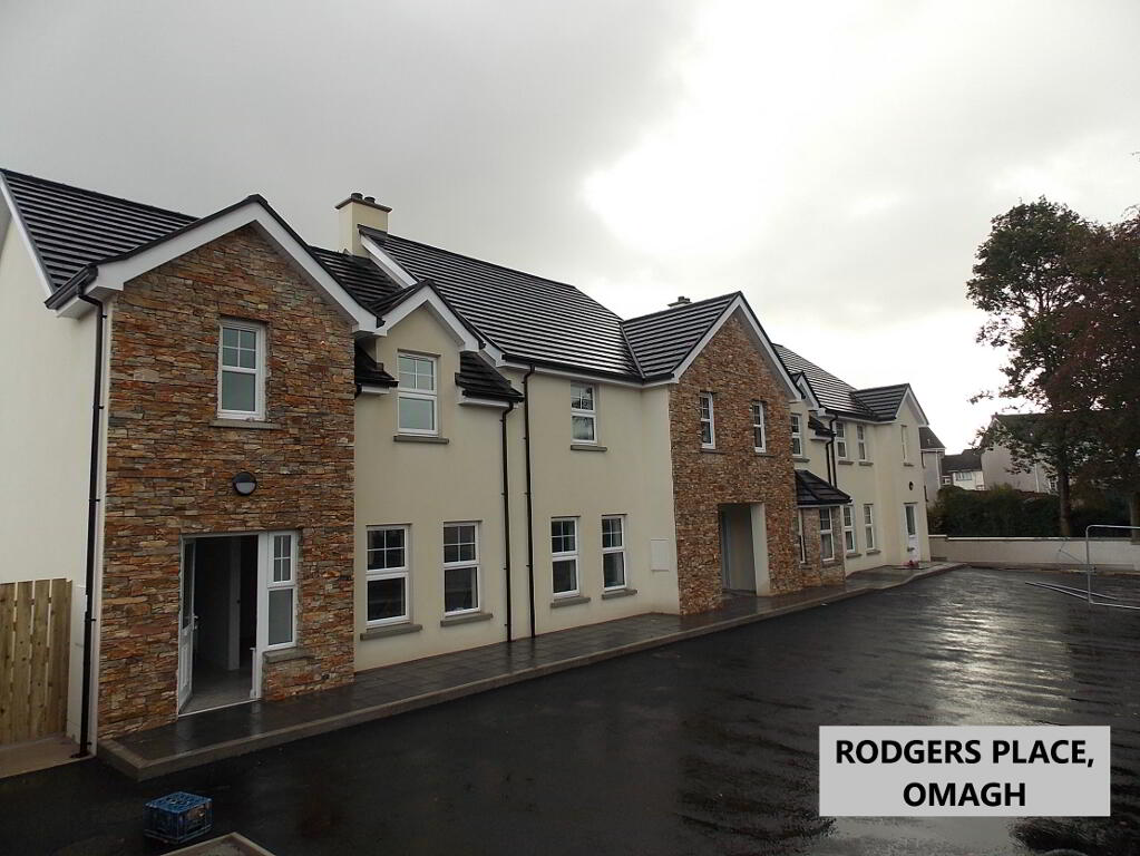 Photo 1 of End Townhouse, Rodgers Place, Omagh
