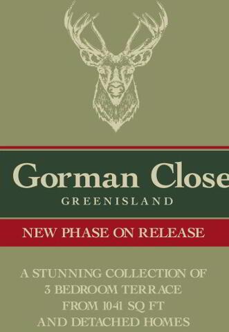Photo 1 of 3 Bedroom Town House, Gorman Close, Greenisland