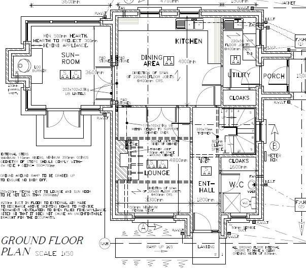Floorplan 2 of A2, New Development Adjacent To Gortmanor, Gortgonis Road, Coalisland