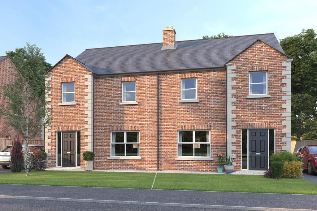 Photo 1 of Semi-Detached Type B, Edenderry Drive, Maydown Road, Benburb