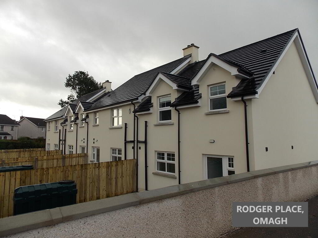 Photo 2 of End Townhouse, Rodgers Place, Omagh