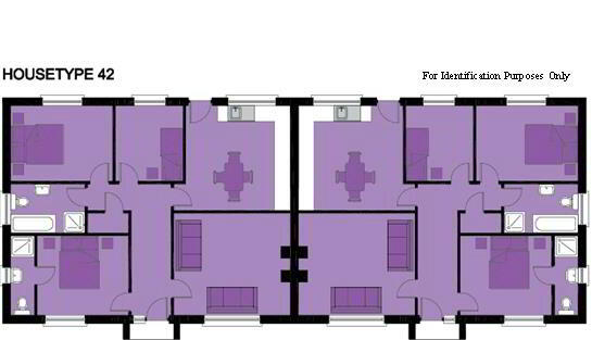 Floorplan 1 of The Damson (Ht 42), Claragh Hill Grange, Kilrea